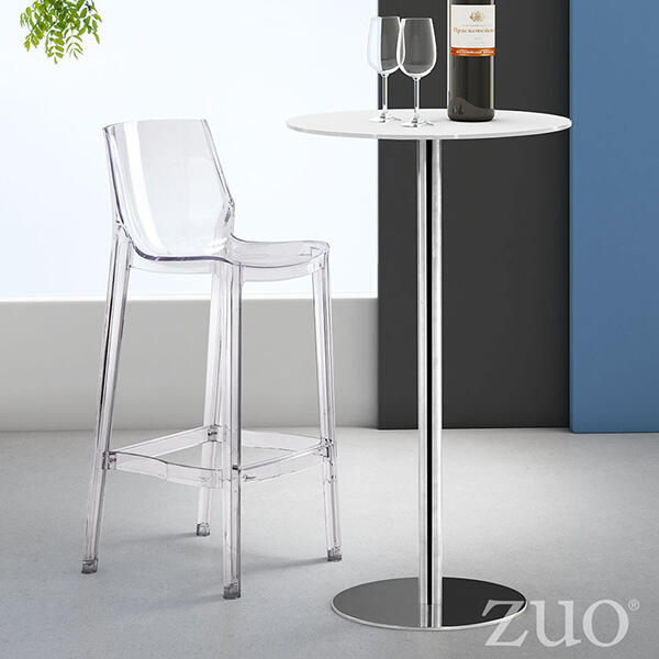 Phantom Bar Chair by Zuo Modern