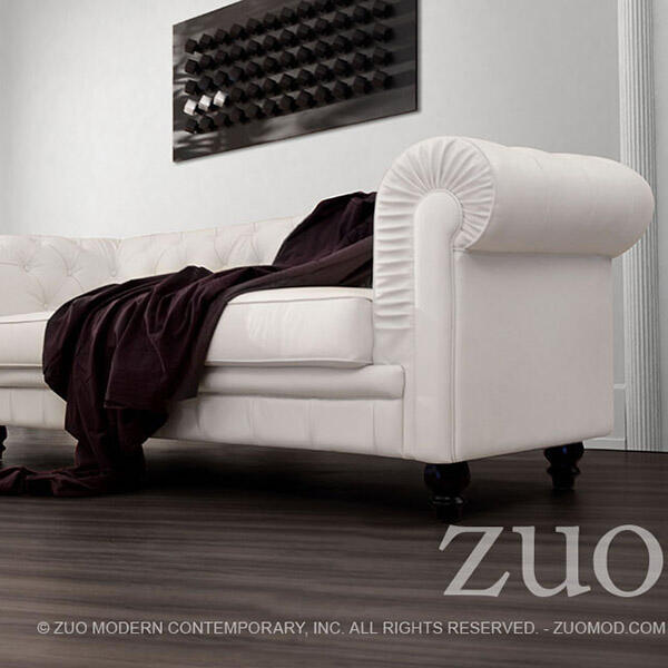 Aristocrat Sofa by Zuo Modern