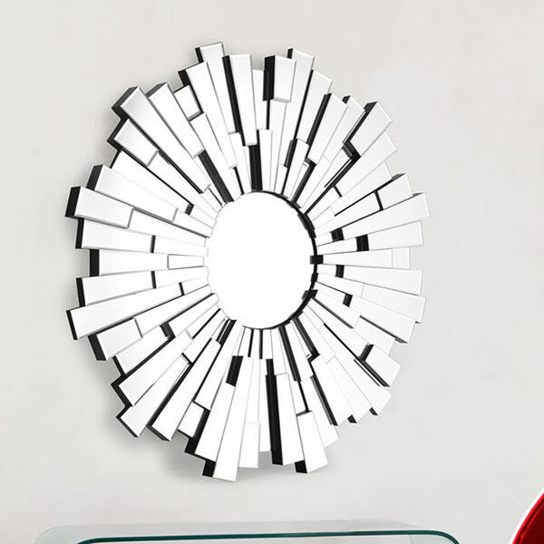Burst Mirror by Zuo Modern