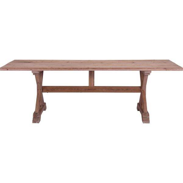 Zuo Alliance Dining Table Natural