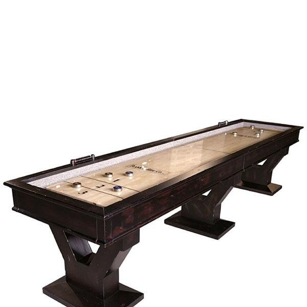 Gaston Shuffleboard by Plank & Hide