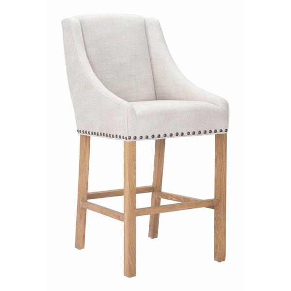 Indio Bar Chair Beige