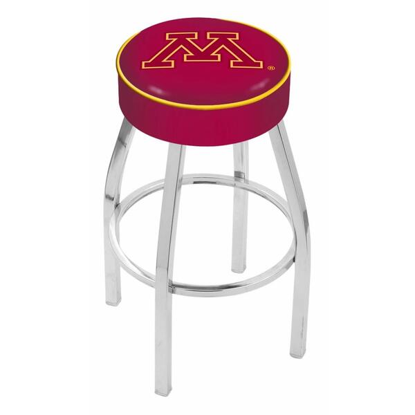 Minnesota Counter Height Bar Stool w Official College  : L8C1MinnUn from www.familyleisure.com size 600 x 600 png 442kB