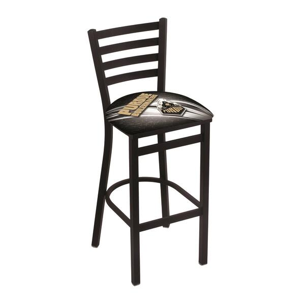 Purdue Counter Stool W Official College Logo Family Leisure