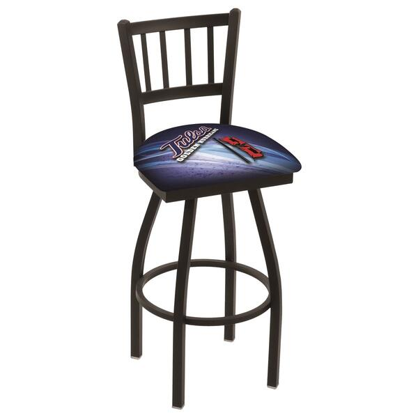 American Freight Furniture Tulsa: Tulsa Counter Height Bar Stool W/ Official College Logo