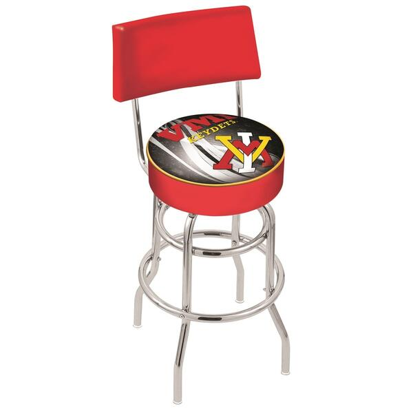 Virginia Military Institute Counter Height Bar Stool W