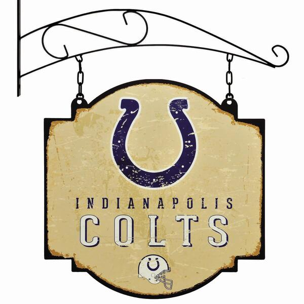 Indianapolis Colts Vintage Tavern Sign #11225