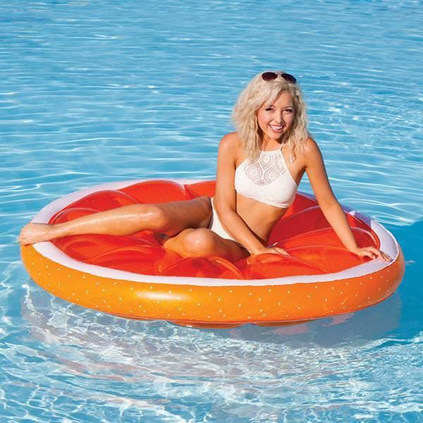 Orange Pool Float by SPORTSTUFF