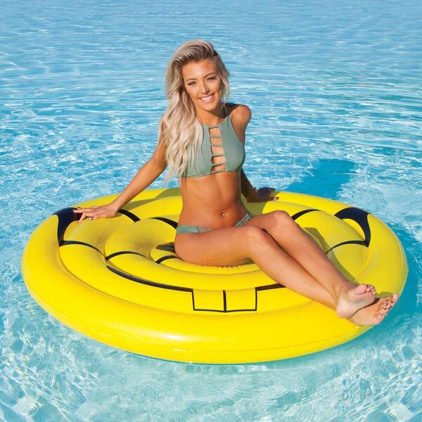 emoji pool float