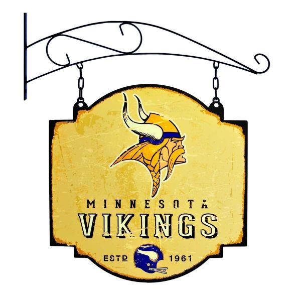 Minnesota Vikings Vintage Tavern Sign