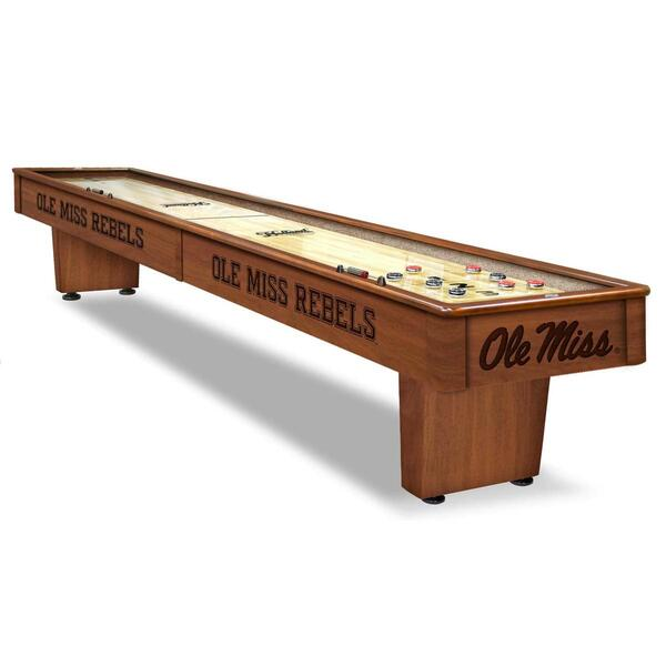 University of Mississippi Shuffleboard