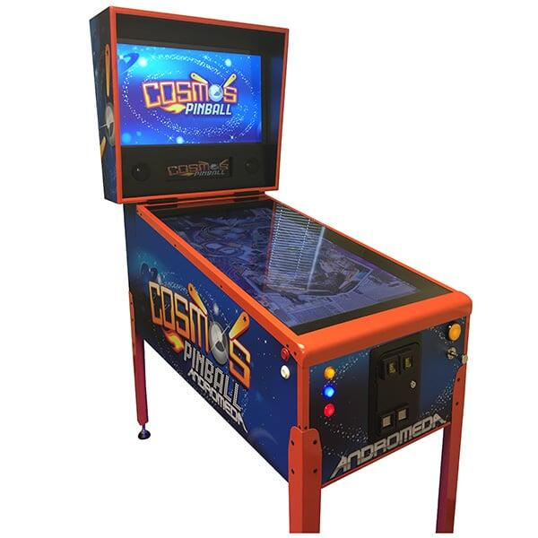 Cosmos Electronic Pinball