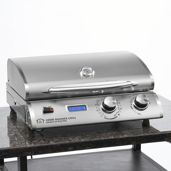 portable electric grill