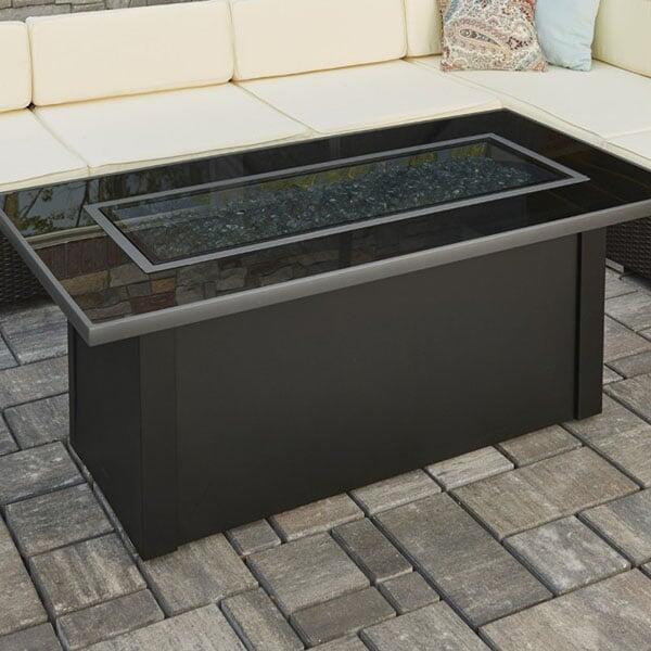 Monte Carlo Fire Pit Table by Outdoor GreatRoom