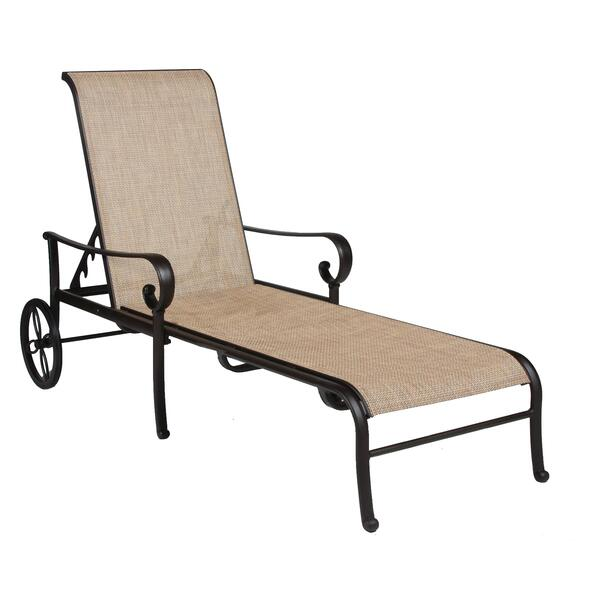 Santa Barbara Sling Chaise Lounge