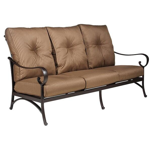 American Leisure Patio Furniture Santa Cruz Ca: Santa Barbara Deep Seating Collection By Alu-mont For Hanamint