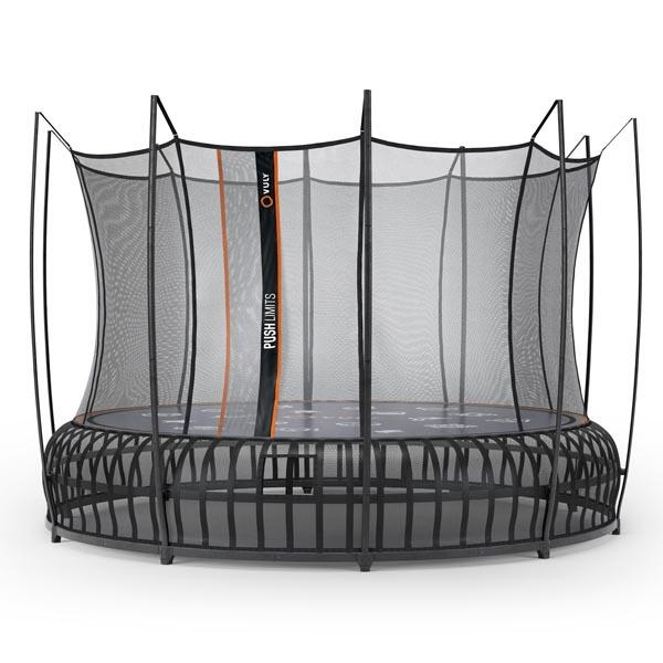 16' Thunder XL Trampoline by Vuly