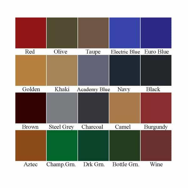 Vienna Cloth Colors by Presidential Billiards