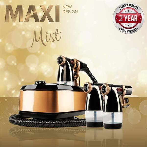 MaxiMist XENA Allure Spray Tanning System by Tampa Bay Tan