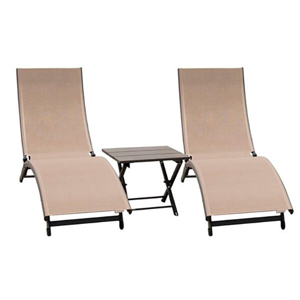 Coral Springs 3-pc Lounger Set