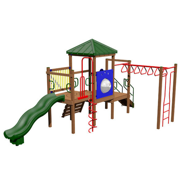 Commercial Play Gym