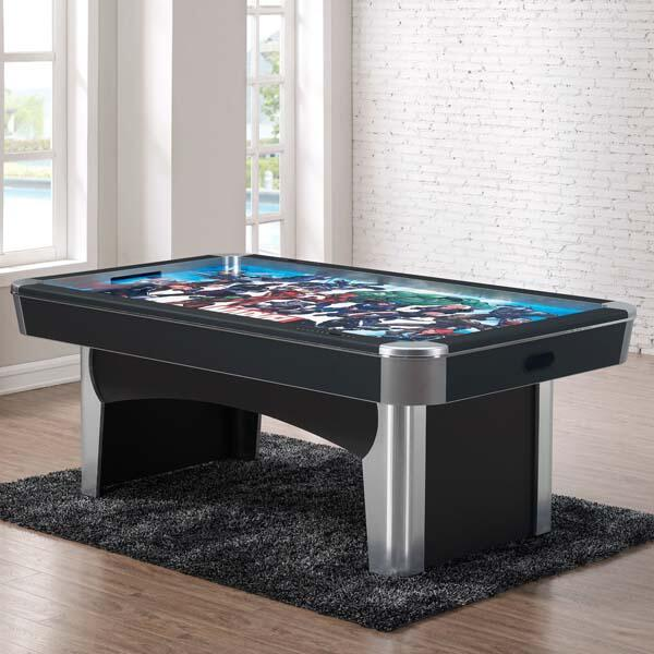 Marvel Comics 7' Air Hockey Table by American Heritage