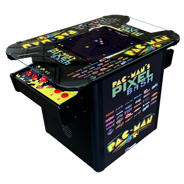 Pac-Man Pixel Bash Cocktail Arcade - Black