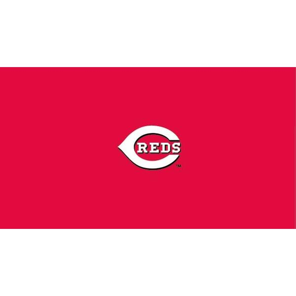 Cincinnati Reds 8' Pool Table Cloth