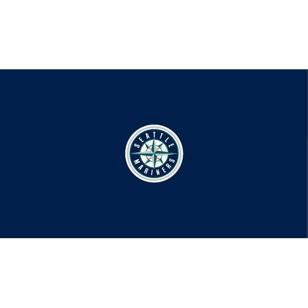 Seattle Mariners 8' Pool Table Cloth