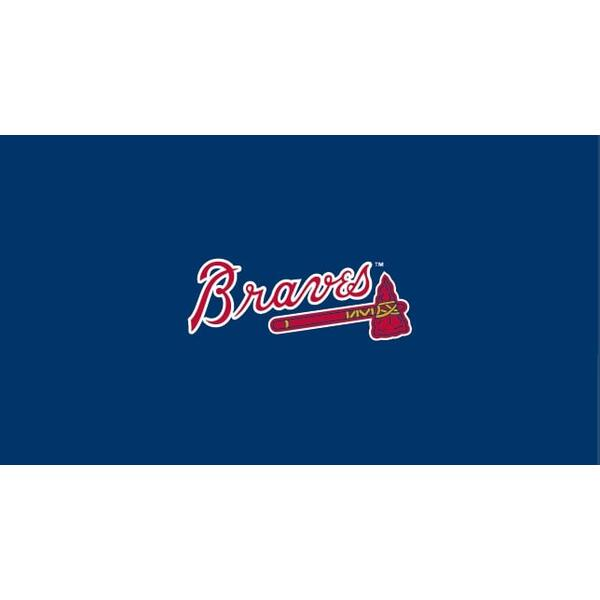 Atlanta Braves 8' Pool Table Cloth