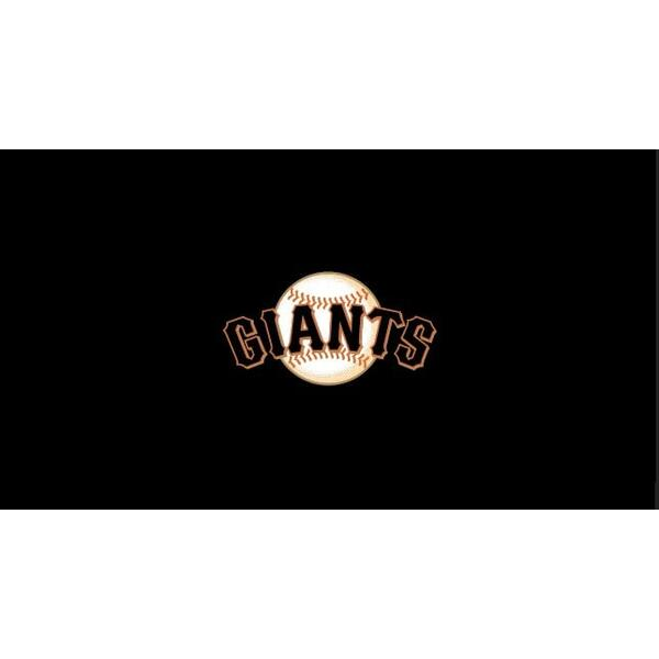San Francisco Giants 8' Pool Table Cloth
