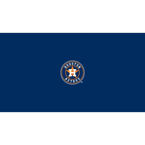 Houston Astros 8' Pool Table Cloth by Imperial International