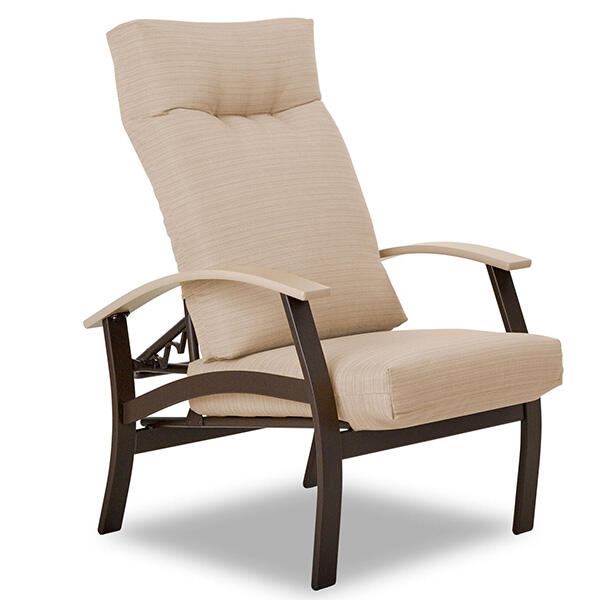 Belle Isle Cushion Deep Seating Supreme Arm Chair
