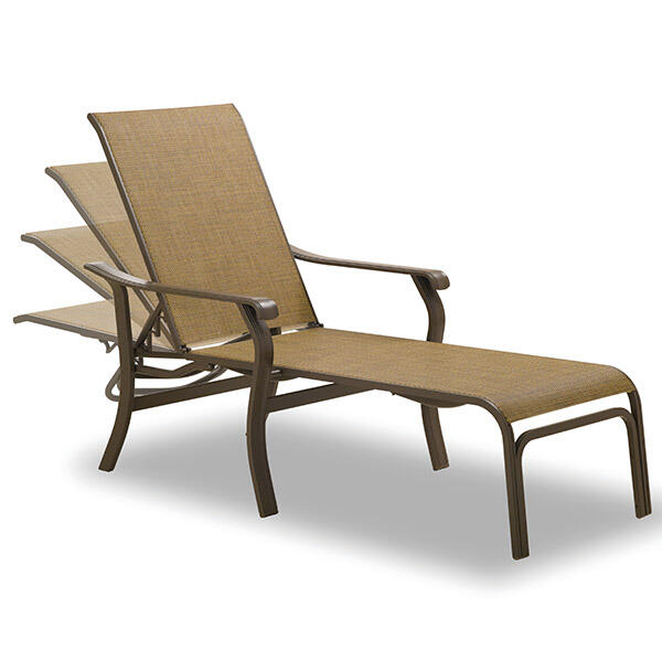 Villa Sling Chaise Lounge by Telescope Casual