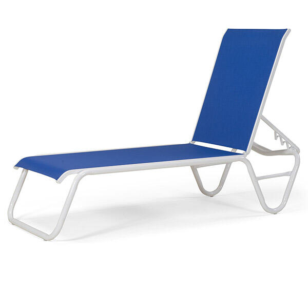 Gardenella Armless Chaise Lounge by Telescope Casual