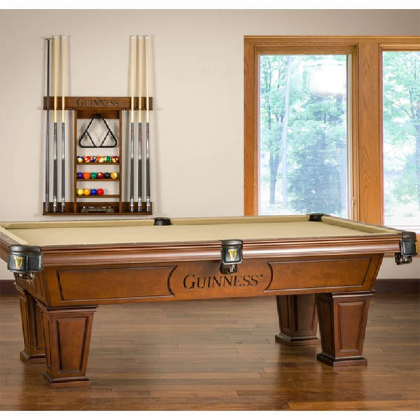 Guinness Slate Pool Table by American Heritage