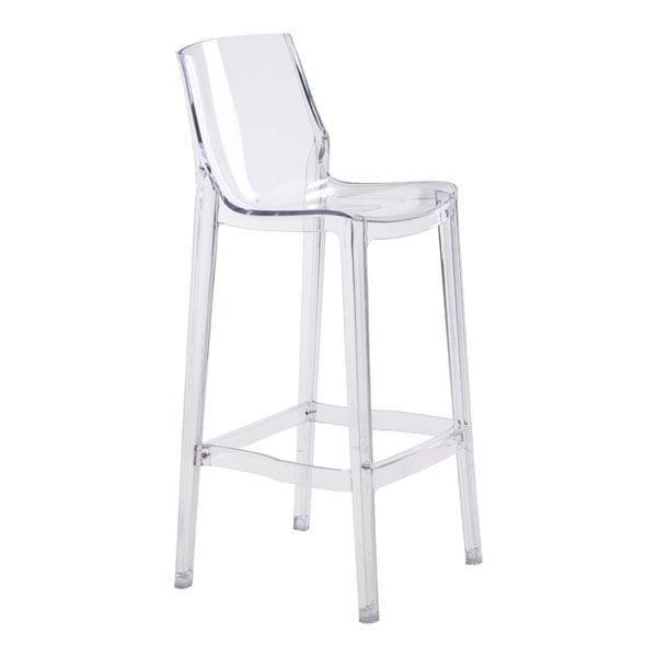 Phantom Bar Chair by Zuo Modern