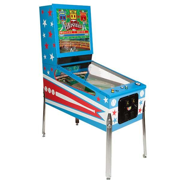 All Star Baseball Pinball