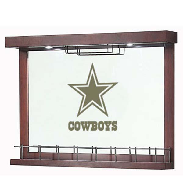 NFL Back Bar Mirror