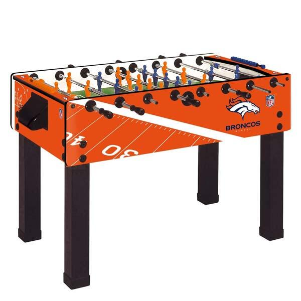 Officially Licensed NFL Foosball Table by Garlando