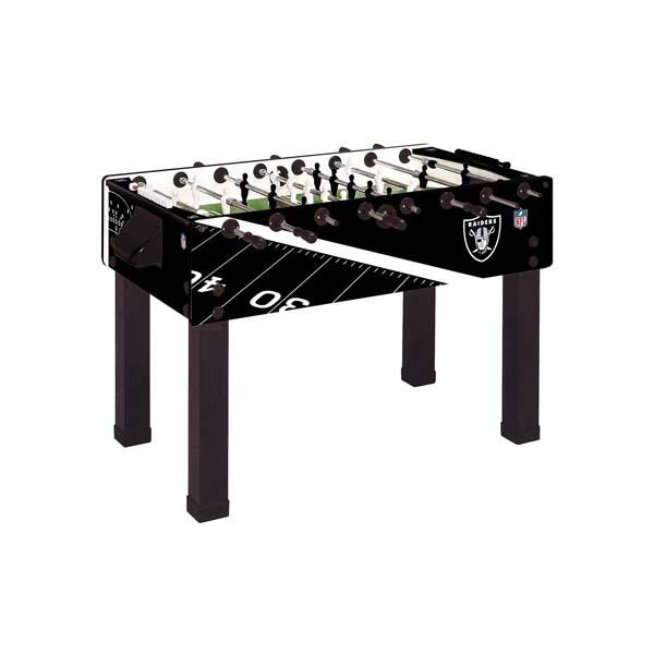 Superbe Officially Licensed NFL Foosball Table (Choose Your Team) By Garlando