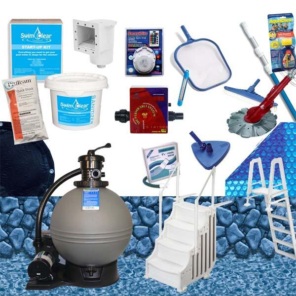 Swimming Pool Filter Packages