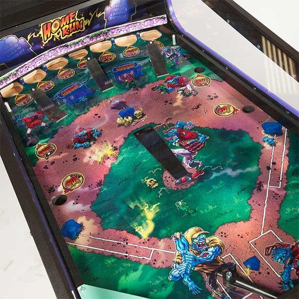 Zombie League All Stars Pinball