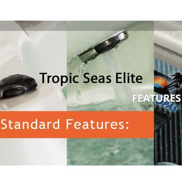Tropic Seas Elite Spas - Artesian