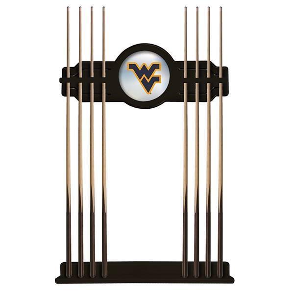 West Virginia Cue Rack in Black Finish