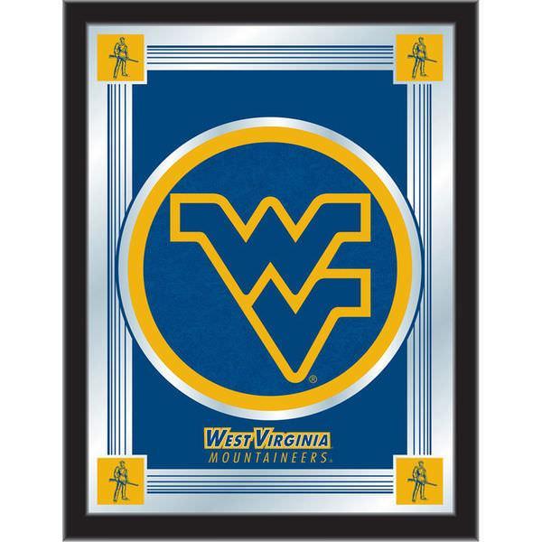 west virginia logo mirror