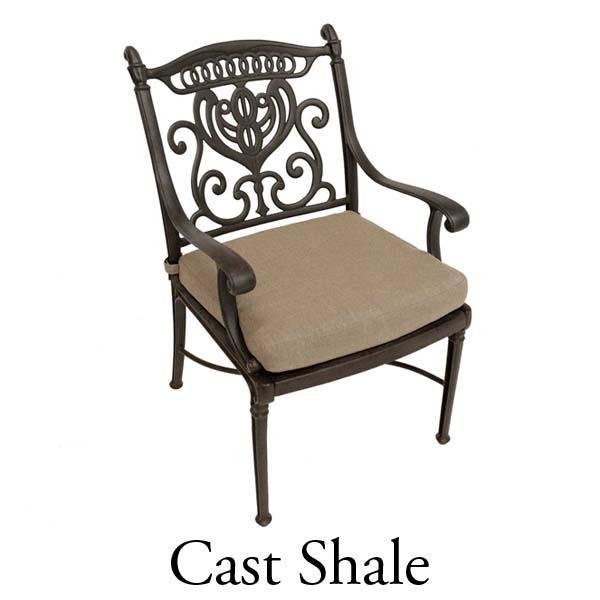 Cast Shale