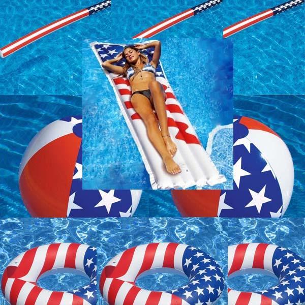 Americana Pool Party