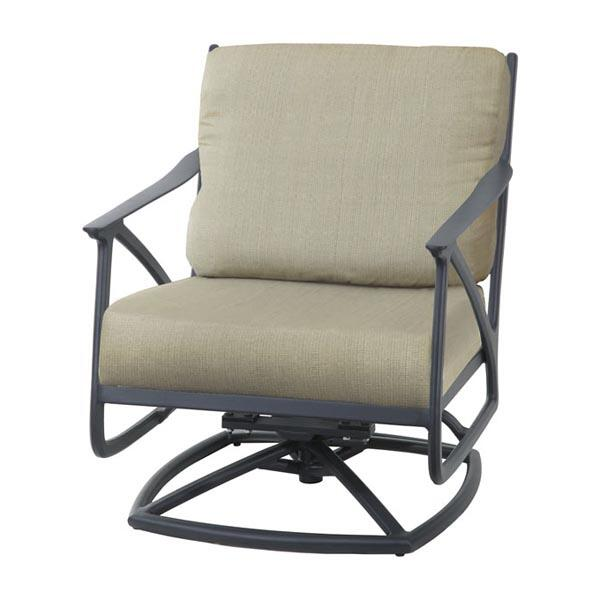 Amari Club Swivel Rocker