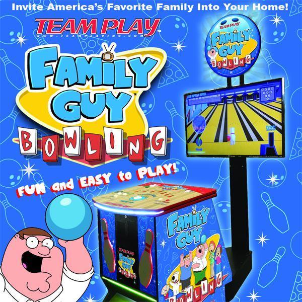 Family Guy Arcade